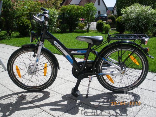 kinderfahrrad falter fx 203 20 zoll neue gebrauchte. Black Bedroom Furniture Sets. Home Design Ideas