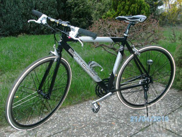 Contoura Fitness Bike- Neu!!!