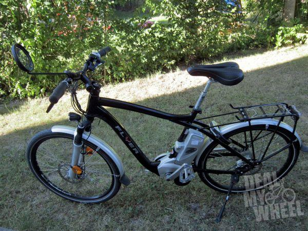 e bike flyer s street 45 km h neue gebrauchte. Black Bedroom Furniture Sets. Home Design Ideas