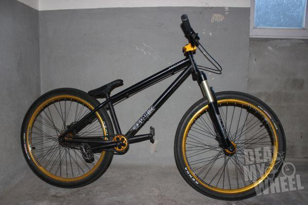 Dartmoor Quinnie Dirtbike 26""