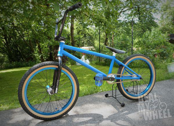 BMX Fit.Bike.Co (High end Aufbau)