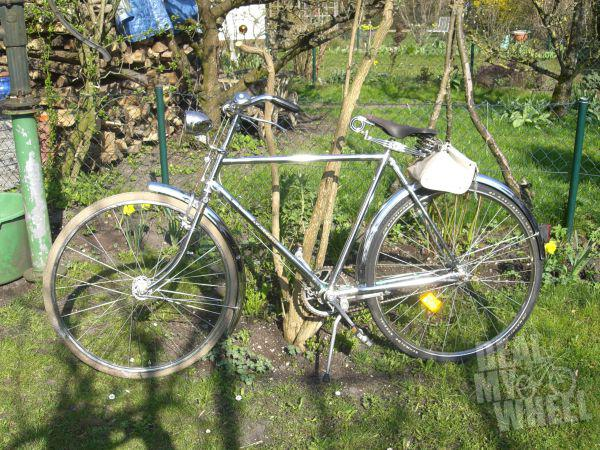 Raleigh-Chrom Herrenrad