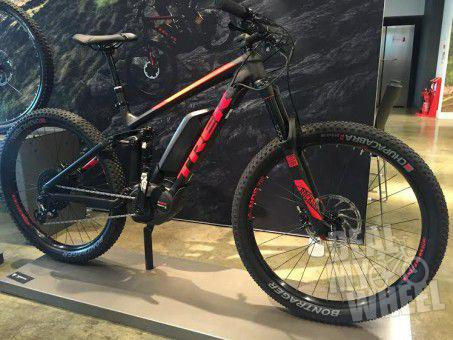 Trek 2017 Powerfly 9 LT Plus