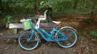 Patchwork Beachcruiser FELT