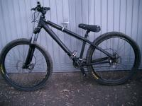 Dirtbike - Cannondale