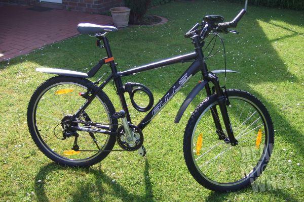 Super MTB 26 Zoll BULLS Sharptail 2 - neue & gebrauchte Fahrräder BU-26