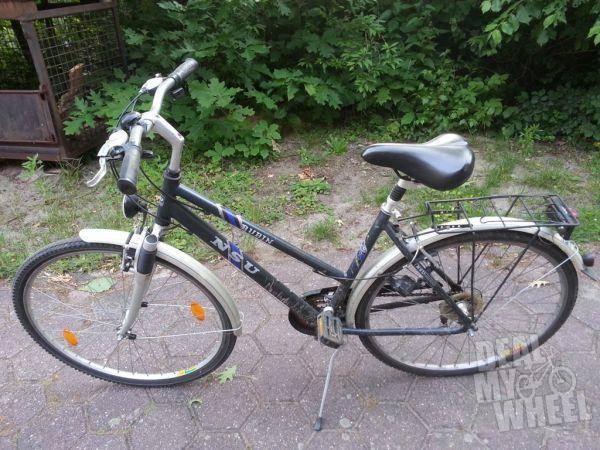 n s u fahrrad
